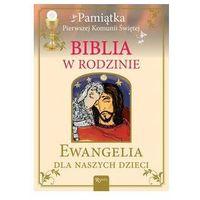 Biblia w rodzinie - Wysyłka od 4,99 (opr. twarda)