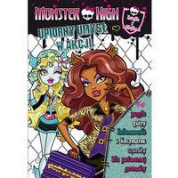 Monster High Upiorny umysł w akcji (opr. broszurowa)