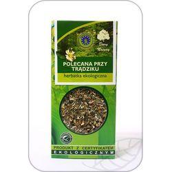 Herbatka Polecana przy trądziku ekologiczna miesz.zioł. - 50 g