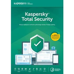 Kaspersky Total Security multi-device 3PC/1Rok