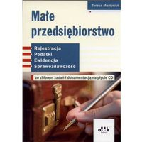 Małe przedsiębiorstwo z płytą CD (opr. miękka)