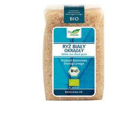Bio Planet: ryż biały okrągły BIO - 500 g