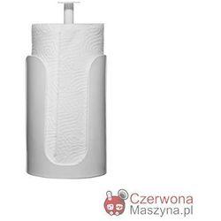Stojak na ręcznik papierowy Sagaform Kitchen, biały