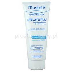 Mustela Dermo-Pédiatrie Stelatopia krem nawilżający do skóry suchej i atopowej + do każdego zamówienia upominek.
