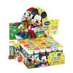 Bańki mydlane Myszka Miki Display 36 sztuk
