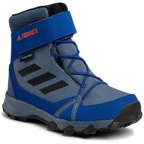 Buty adidas Terrex Snow Cf Cp Cw K G26579 TecinkCblackActora