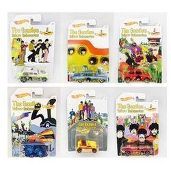 HOT WHEELS The Beatles samochód - HOT WHEELS