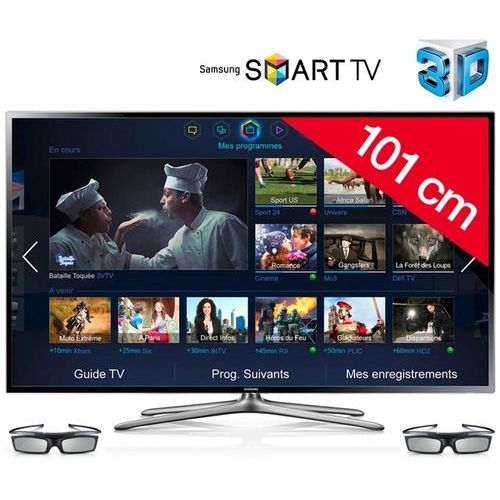 TV LED Samsung UE40F6400
