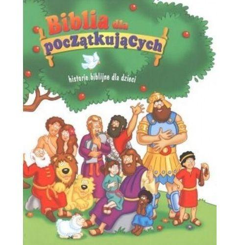 Biblia dla początkujących (opr. twarda)