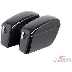 Kufry boczne Customaccess Silver (para)