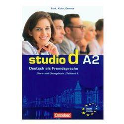 Studio d A2 Teilband 1 KB/AB (opr. miękka)