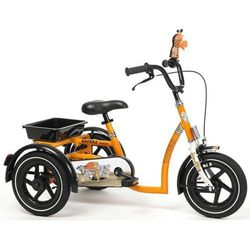 Rowerek trójkołowy SAFARI