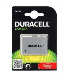 Akumulator Duracell NB-10L do Canon PowerShot G1 G15 SX40 SX50 HS