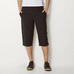 Krótkie spodnie z gumką w pasie