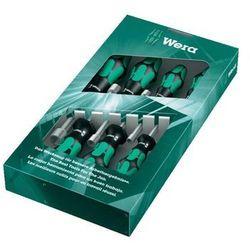 Zestaw wkrętaków warsztat Wera 395 HO / 7 SM zewnętrzny sześciokąt 7 szt.