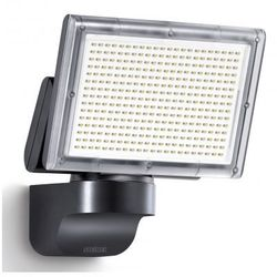 Reflektor LED z czujnikiem ruchu, czarny Zapisz się do naszego Newslettera i odbierz voucher 20 PLN na zakupy w VidaXL!
