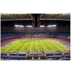 Fototapeta BARCELONA - 16 grudnia: Widok na stadion Camp Nou przed meczem Ligi Hiszpańskiej pomiędzy FC Barcelona i Atletico