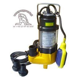 Pompa zatapialno - ściekowa do szamba i brudnej wody WQ 180F rabat 15%