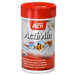 AQUA EL Acti ActiMin - pokarm płatkowany dla ryb ozdobnych 10g