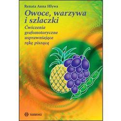 Owoce warzywa i szlaczki (opr. miękka)