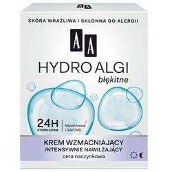 AA Hydro Algi Błękitne Krem wzmacniajšcy na dzień i noc - cera naczynkowa 50ml