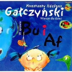 Wiersze dla dzieci. W sprawie Bu i Af (opr. twarda)