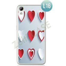 Obudowa Zolti Ultra Slim Case - HTC Desire 626 - Romantic- Wzór L16 - L16