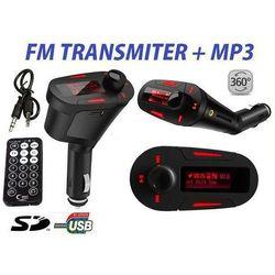 TRANSMITER SAMOCHODOWY FM X-LINE RDS