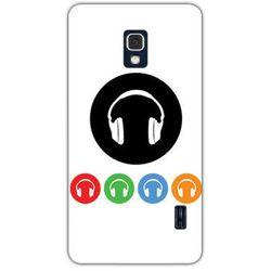 Fantastic Case - LG Swift F6 - etui na telefon - słuchawki