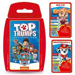 GRA TOP TRUMPS Karty Psi Patrol