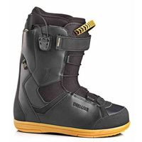 buty snowboardowe DEELUXE - Freestyle Cruise TF black (9110)