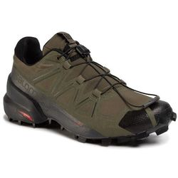 Buty SALOMON - Speedcross 5 409681 Grape Leaf/Black/Phantom