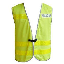 Kamizelka odblaskowa Policji