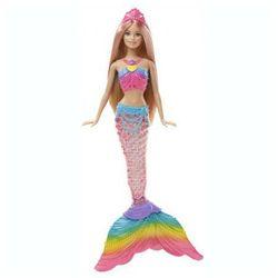 Barbie Tęczowa Syrenka