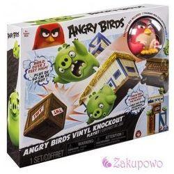 Angry Birds - Vinylowy zestaw Angry Nokaut *