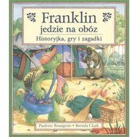 Franklin jedzie na obóz (opr. kartonowa)