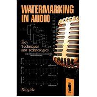 Watermarking in Audio