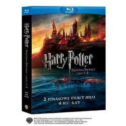 Harry Potter i Insygnia Śmierci Części 1 I 2 (4 Bd)(4Blu-ray)