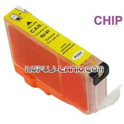 CLI-8Y tusz do Canon (z chipem) do Canon iP4500, iP4300, iP4200, iP3500 MP510, MP520, MP610, iX4000