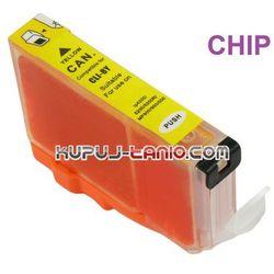 tusz CLI-8Y do Canon (z chipem) do Canon iP4500, iP4300, iP4200, iP3500 MP510, MP520, MP610, iX4000