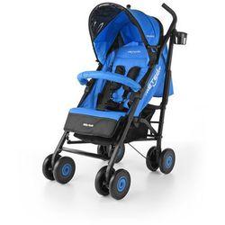 Milly Mally, Meteor Blue, wózek spacerowy Darmowa dostawa do sklepów SMYK