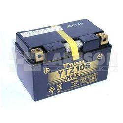 Akumulator żelowy YUASA YTZ10S 1110279 Honda CBR 600, KTM Supermoto, Yamaha YZF-R1