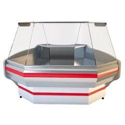 Lada chłodnicza narożna MAWI NCHNN-Z 1.3 129cm