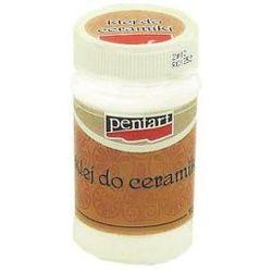 Klej z werniksem Pentart - do ceramiki - 100ml