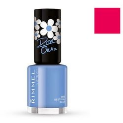 60 Seconds Super Shine by Rita Ora lakier do paznokci 300 Glaston-Berry 8ml - Rimmel