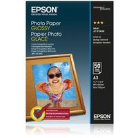 Epson C13S042537 Photo Paper Glossy, A3, 200 g/m2, 50 arkuszy