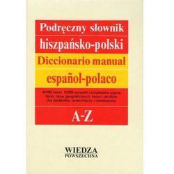 Podręczny słownik hiszpańsko-polski (opr. twarda)
