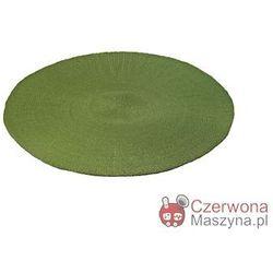 Podkładka na stół Authentics okrągła, zielona