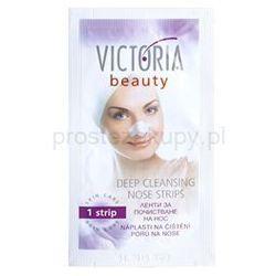 Victoria Beauty Skin Care plastry oczyszczające pory na nosie + do każdego zamówienia upominek.