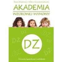 Akademia wzorowej wymowy DZ (opr. broszurowa)
